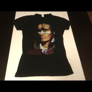 Vintage 80's Adam Ant Women's T-shirt